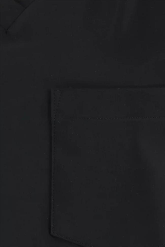Studio anneloes roller short sleeve shirt zwart - Studio Anneloes