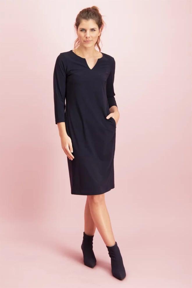 Studio anneloes simplicity dress blauw - Studio Anneloes