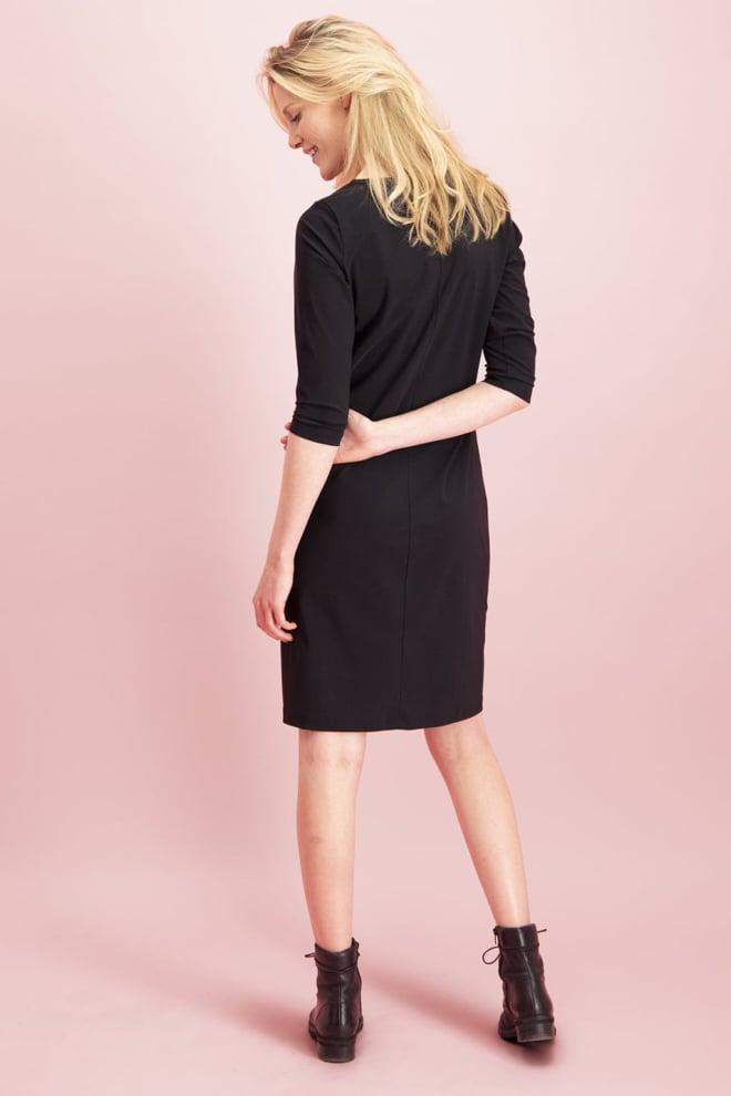 Studio anneloes simplicity dress black - Studio Anneloes