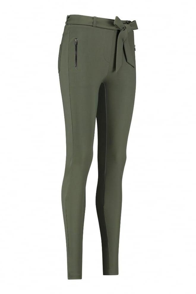 Studio anneloes margot trousers groen - Studio Anneloes