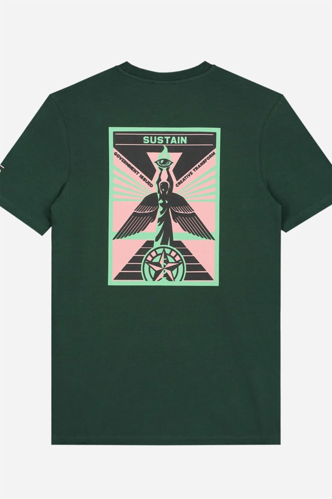 Sustain angel propaganda regular t-shirt - Sustain