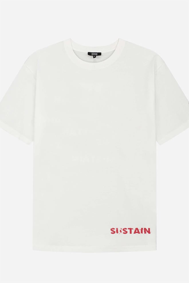 Sustain eyes boxy t-shirt - Sustain