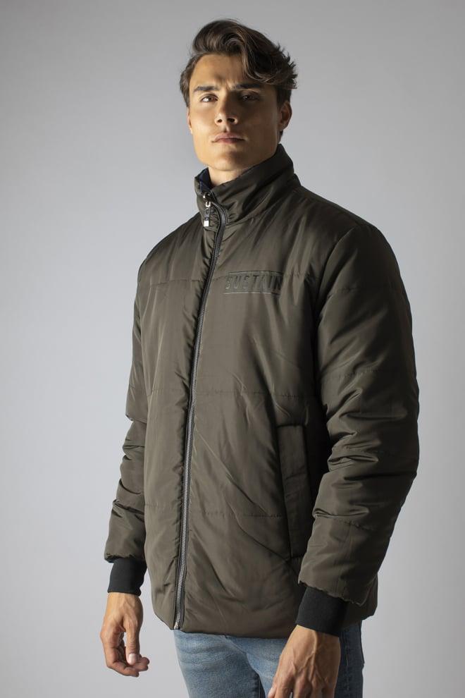 Sustain reversible puffer jacket - Sustain