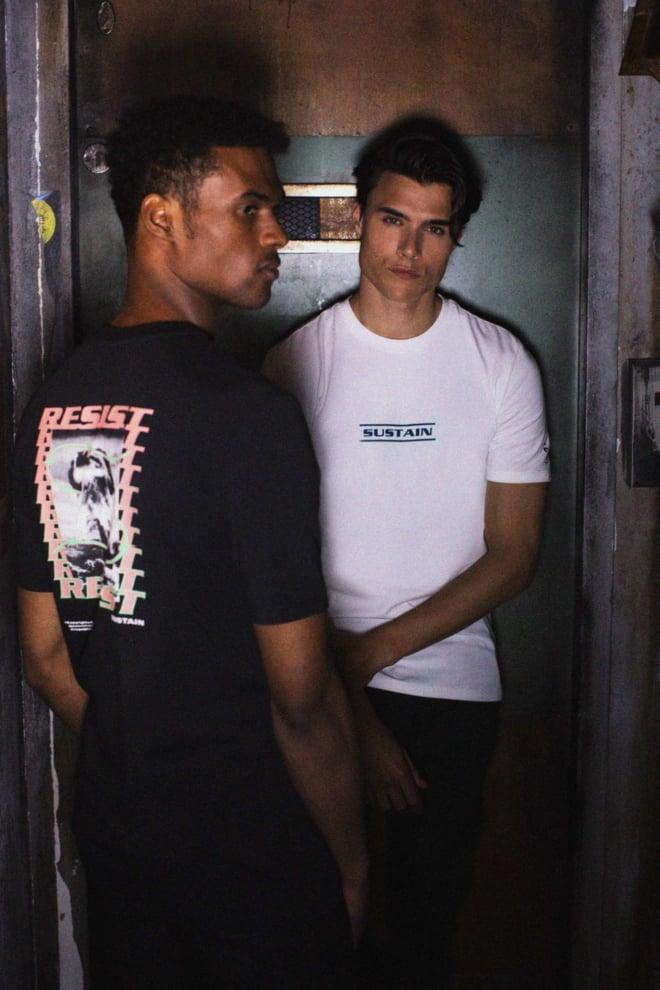 Sustain resist regular t-shirt - Sustain