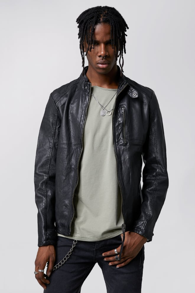 Tigha hutch jacket zwart - Tigha