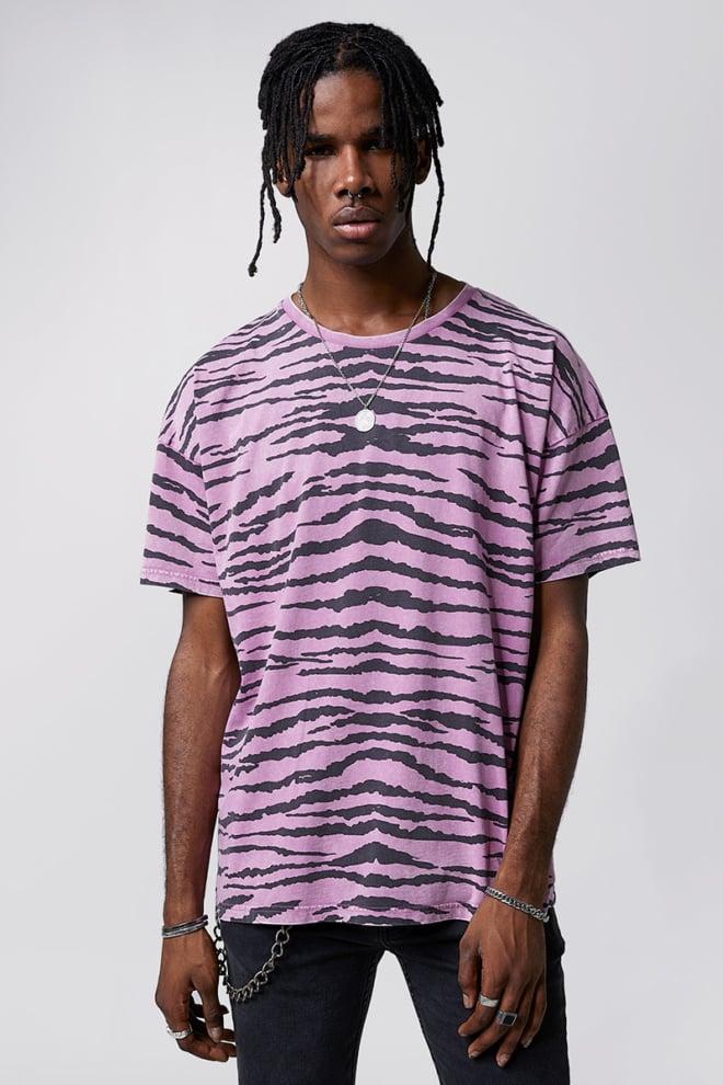 Tigha mulberry tiger camo t-shirt - Tigha
