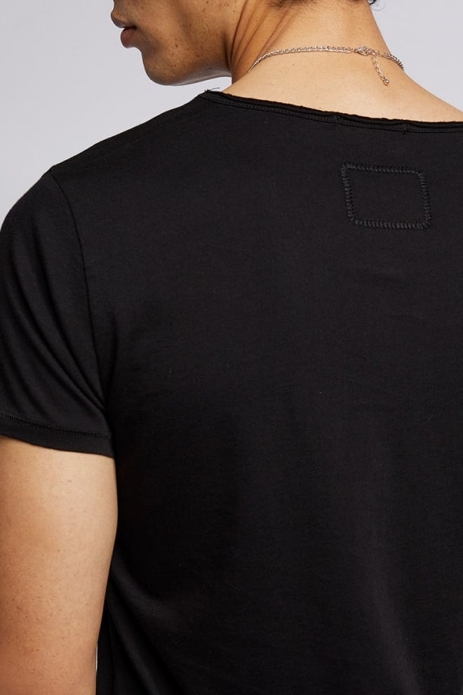 Tigha wren t-shirt zwart - Tigha