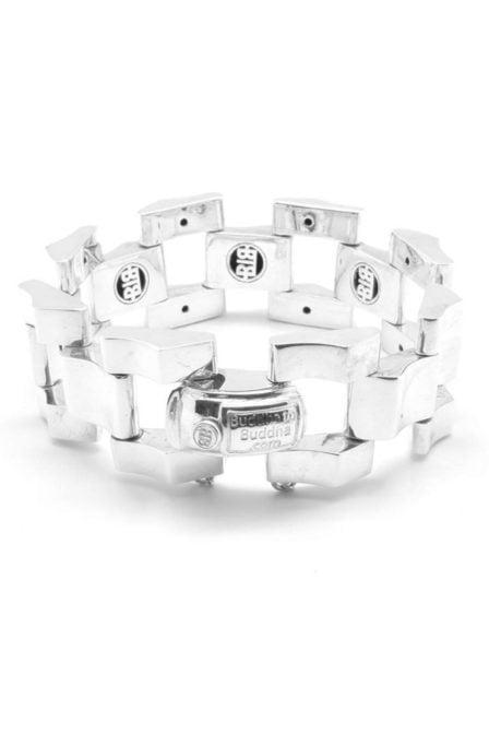 Batul wave bracelet 036 25cm armband
