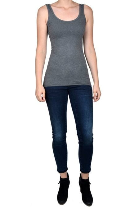 Tanktop women grey