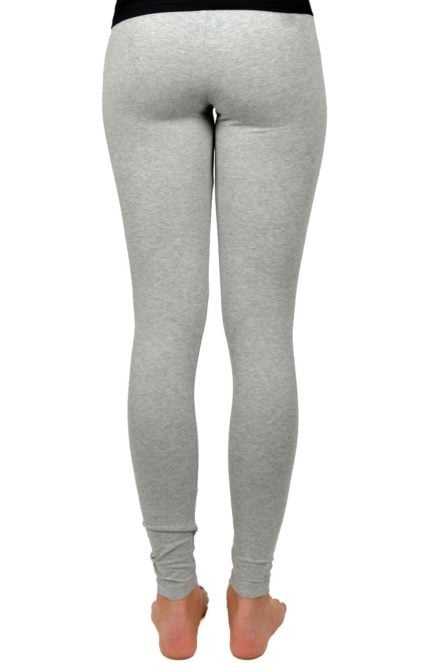 Light grey legging women