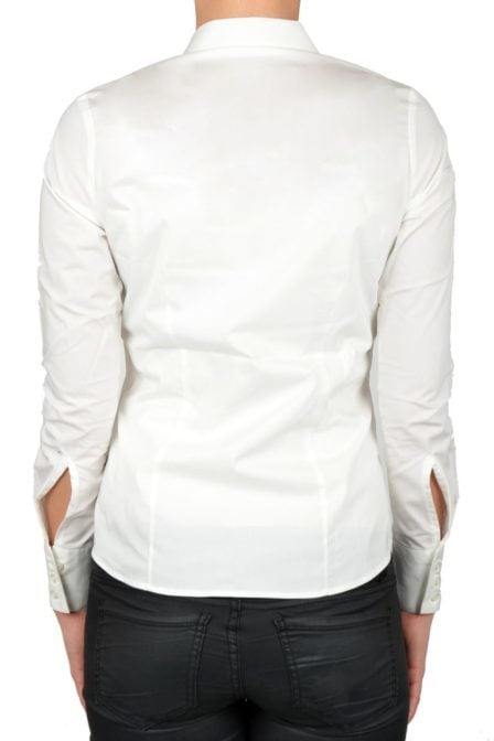 Off-white blouse women