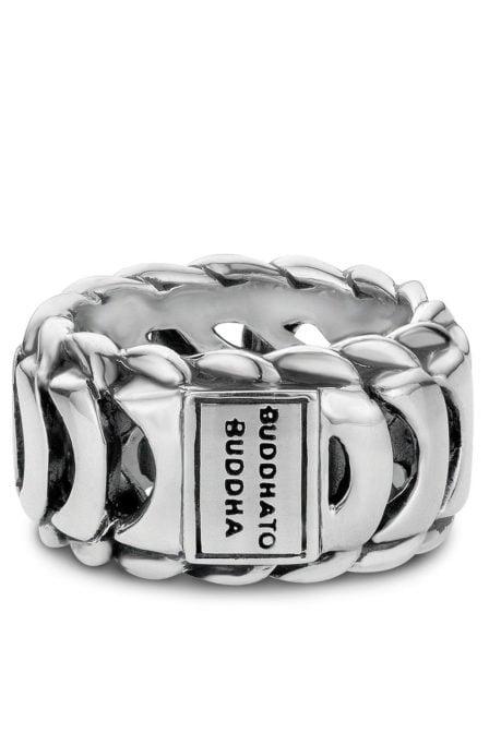817 lars ring silver 012