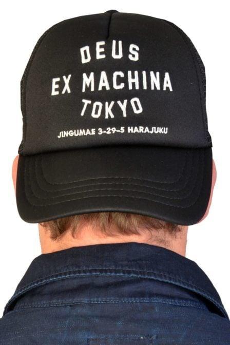 Tokyo ad m jacket black 012