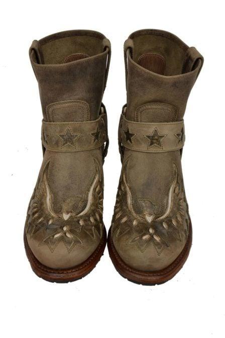 Sendra boots chiquita flota flint lavado