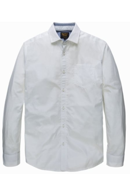 Pme legend fil a fil shirt bright white