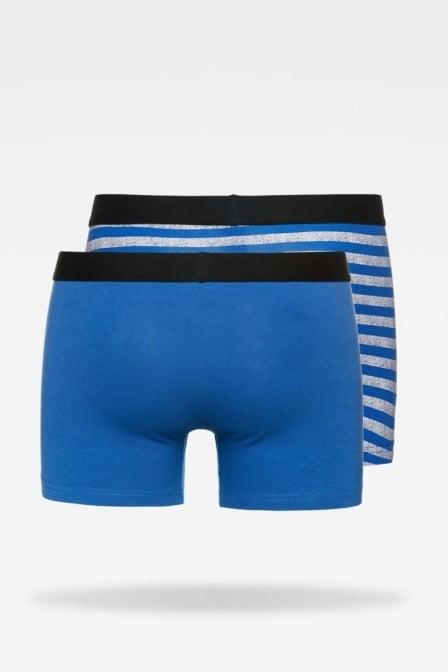 Tach trunk 8526/blue stripe 016