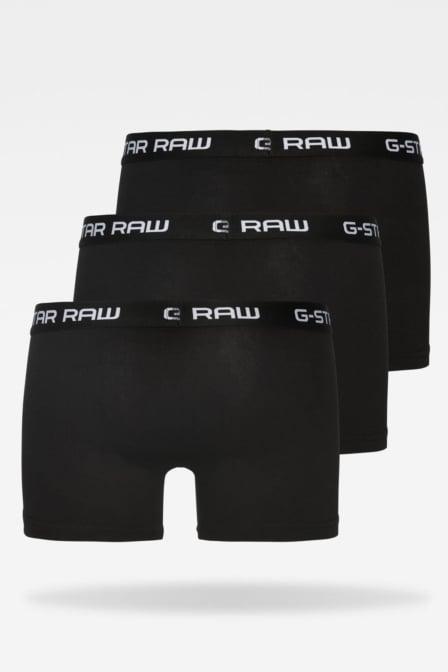 Classic trunk 3 pack 4248/black 016