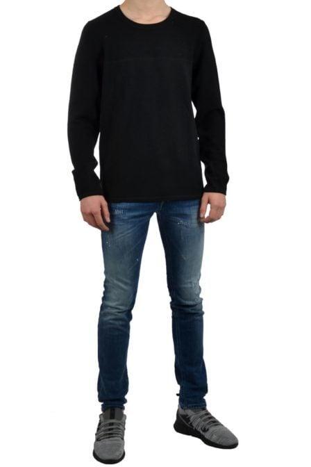 Drykorn pablo sweater black