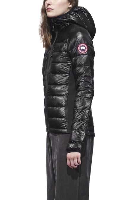 Canada goose ladies hybridge lite hoody graphite