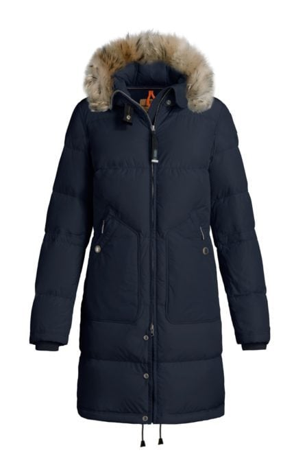 Parajumpers light long bear woman blue black