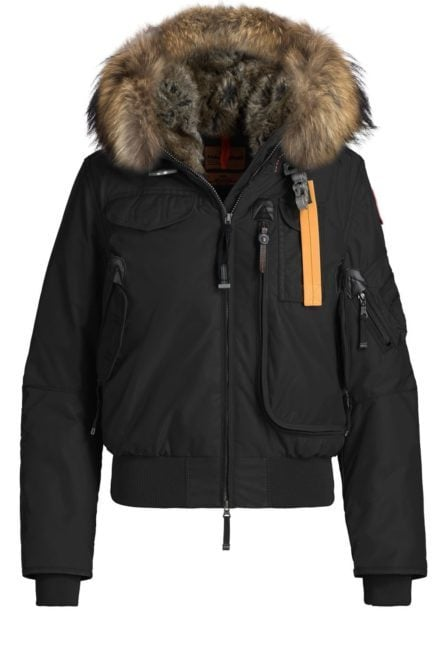 Parajumpers gobi lapin fur black