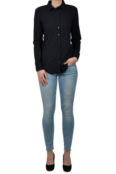 Studio anneloes poppy blouse black