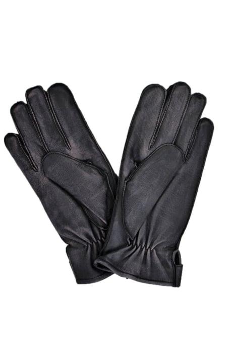 Goosecraft gloves vintage black