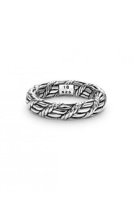 Buddha to buddha ketut ring silver