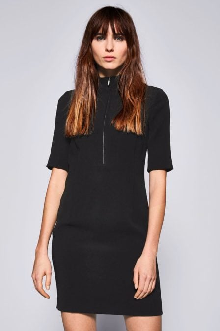 Drykorn georgia dress black