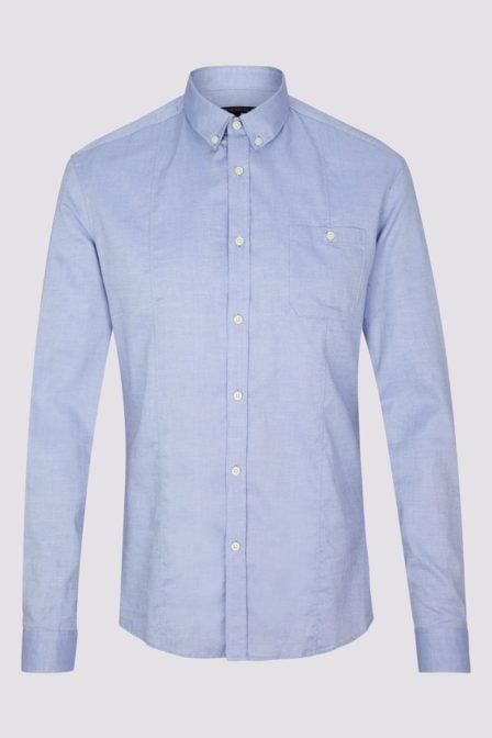 Drykorn alex shirt blue