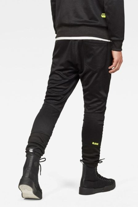 G-star raw motac super slim sweatpants dark black