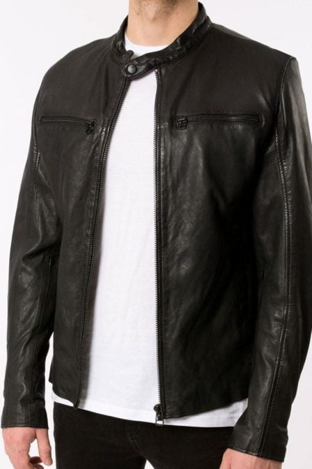Goosecraft leeds biker black