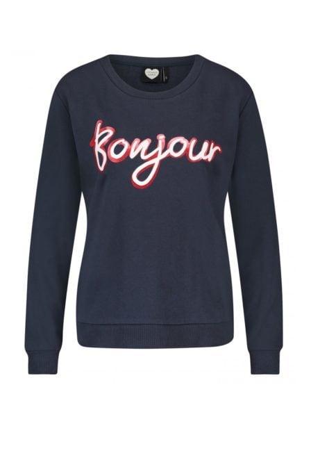 Catwalk junkie sweater bonjour