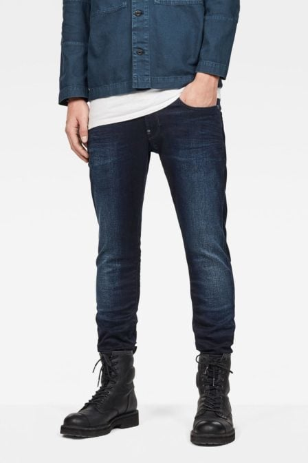 G-star raw revend super slim jeans denim