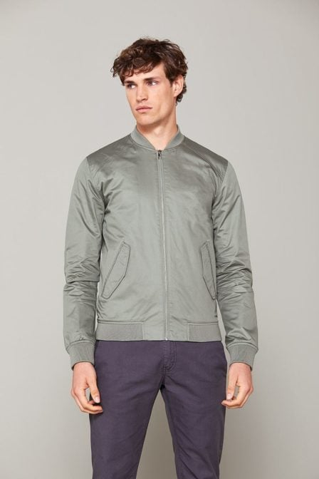 Elvine bill jacket sage