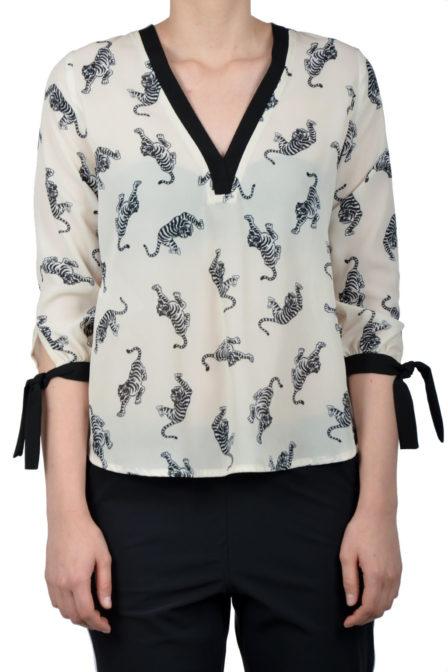 Rinascimento blouse white