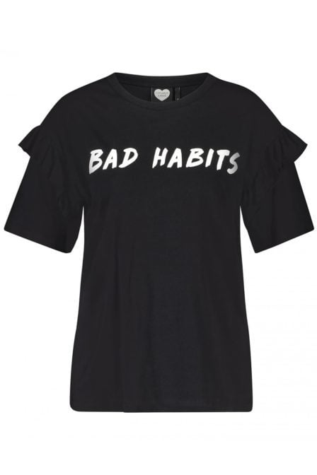 Catwalk junkie tee bad habits