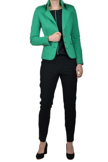 Rinascimento jacket green