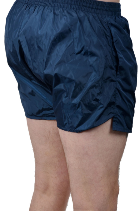 Dsquared zwembroek short blue