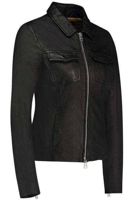 Goosecraft canberra jacket black