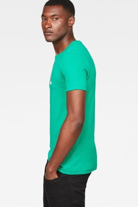 G-star raw lyl slim t-shirt green