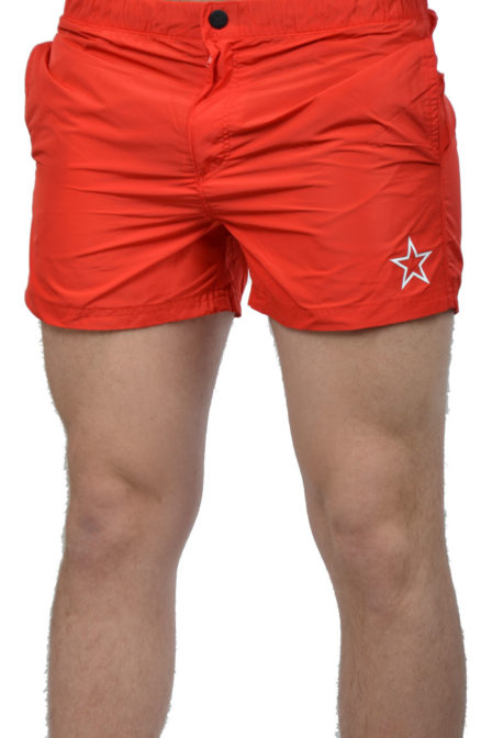 Airforce swimshort red