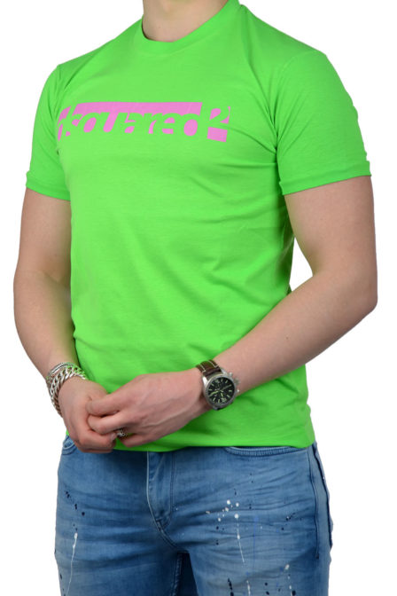 Dsquared2 t-shirt green