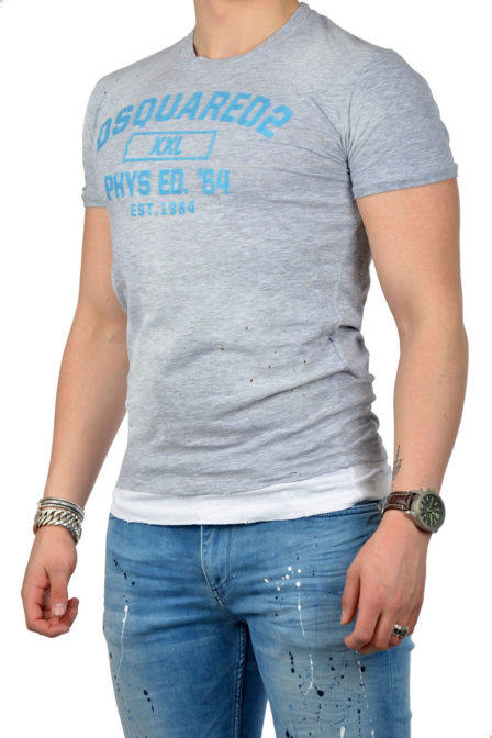 Dsquared2 t-shirt grey