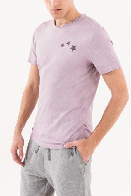 Antony morato t-shirt lila