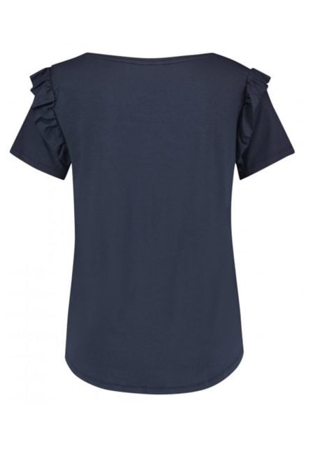 Catwalk junkie tee wings midnight blue