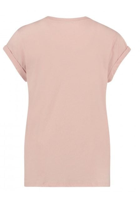 Catwalk junkie troubles tee bleach peach