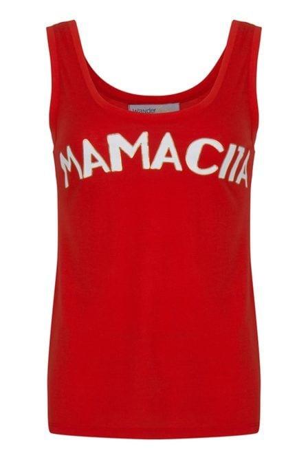 Wanderlust mamacita singlet flame scarlettw812102