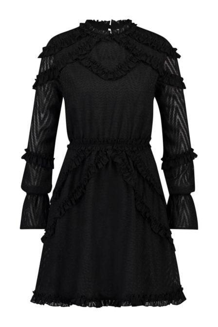 Josh v feechi jurk black