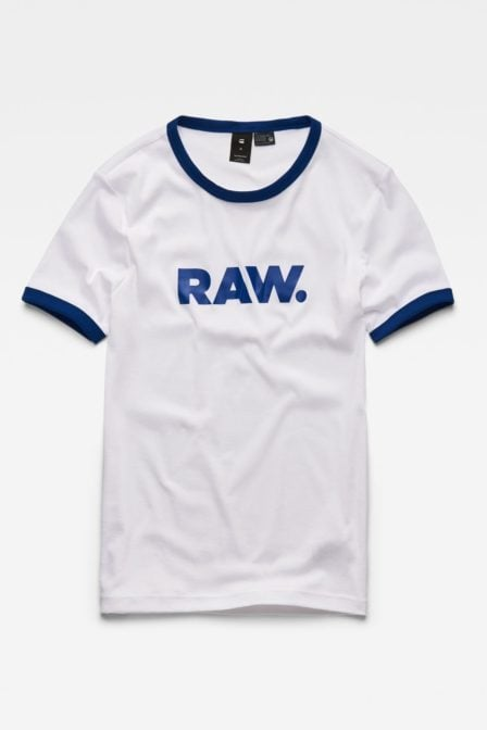 G-star raw xemoj slim t-shirt white